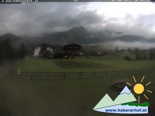 Virgen - 1198 Meter Seehöhe