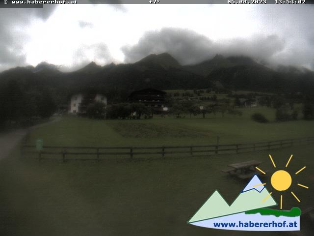 Webcam Webcam Richtung Westen zum Habererhof